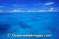 Ocean seascape island lagoon sky Photo - Gary Bell