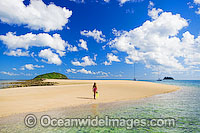 Beachcombing Whitsunday Islands