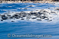 Seascape reflection surface photo