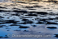 Seascape sunset surface Photo - Gary Bell