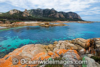 Flinders Island Tasmania coast Photo - Gary Bell