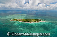 Aerial Poll Islet Photo - Gary Bell
