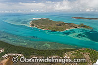Torres Strait Islands aerial Photo - Gary Bell