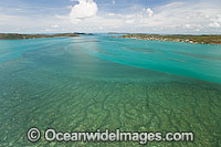 Torres Strait sea grass beds Photo - Gary Bell