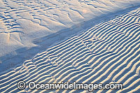 Sand Patterns Cocos Islands Photo - Gary Bell