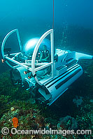 Submarine Diving image