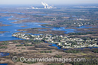 Aerial of Crystal River Photo - Michael Patrick O'Neill