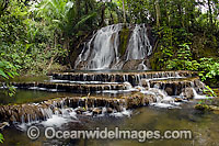 Brazil Waterfall and Stream photo