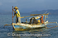 Traditonal Fishing Indonesia image