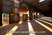 Woolshed Kinchega National Park Photo - Gary Bell