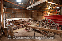 Historic Wagon Kinchega Photo - Gary Bell