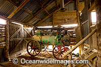 Steam Engine Mungo Photo - Gary Bell