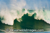 Crashing Wave Photo - Gary Bell