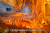 Capricorn Caves stalagtites Photo - Gary Bell