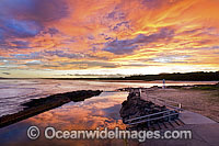 Sawtell Beach Rock Pool photo