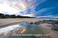 Sawtell Beach Scene Photo - Gary Bell