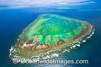 One Tree Island and Heron Reef Photo - Gary Bell