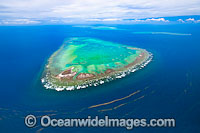 One Tree Island and Wistari Reef Photo - Gary Bell