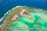 One Tree Island aerial Photo - Gary Bell