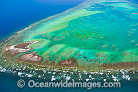 One Tree Island reef lagoon Photo - Gary Bell