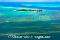 Algal Bloom near Heron Island Photo - Gary Bell