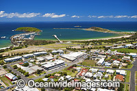 Aerial Coffs Harbour photo