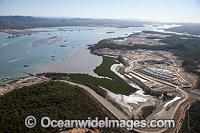 Curtis Island Natural Gas plant Photo - Gary Bell