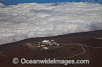 Hawaii Volcano aerial view Photo - David Fleetham