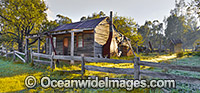 Historic miners Cottage Photo - Gary Bell