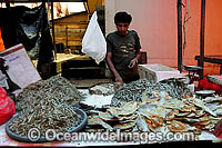 Indonesian Fish Market