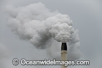 Industrial Pollution Photo - Gary Bell
