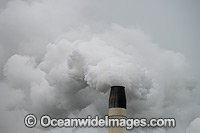 Chimney Pollution Photo - Gary Bell