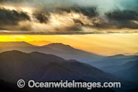 Sunrise at Point Lookout photo
