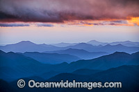 Sunrise at New England National Park photo