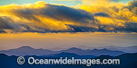 Sunrise at New England National Park image
