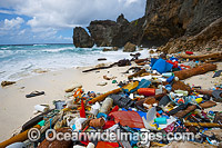 Marine Pollution Christmas Island photo