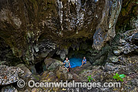 Grotto Christmas Island Photo - Gary Bell