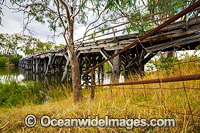 Chinamans Bridge Goulburn River Photo - Gary Bell