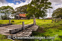 Historic Farmhouse Australia Photo - Gary Bell