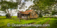 Historic Farmhouse Clybucca Photo - Gary Bell