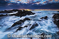 Sawtell Headland Sunset Photo - Gary Bell