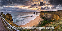 Storm over Twelve Apostles Photo - Gary Bell