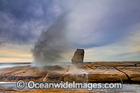 Blow Hole Bicheno Tasmania Photo - Gary Bell