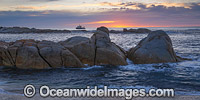 Bicheno granite coast Photo - Gary Bell