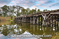 Historic Chinamans Bridge Photo - Gary Bell