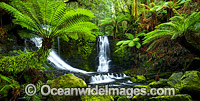 Horseshoe Falls Tasmania Photo - Gary Bell