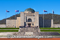 Australian War Memorial Canberra photo
