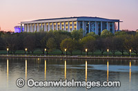 National Library Canberra Photo - Gary Bell