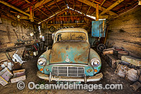 Old Morris Minor Bicheno Photo - Gary Bell
