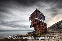 Shipwreck Queensland Photo - Gary Bell